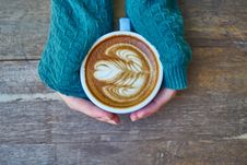 Free Coffee, Coffee Cup, Drink, Cup Stock Photo - 123239660