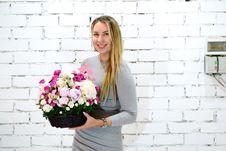 Free Flower, Pink, Flower Arranging, Floristry Royalty Free Stock Photo - 123239865