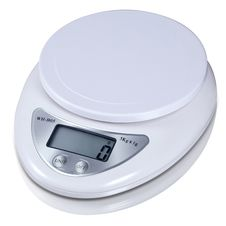 Free Weighing Scale, Kitchen Scale, Postal Scale, Small Appliance Stock Images - 123239914