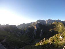 Free Mountainous Landforms, Mountain, Ridge, Mountain Range Royalty Free Stock Images - 123240069