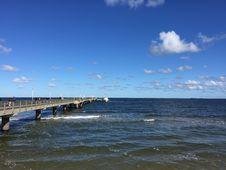 Free Sea, Sky, Pier, Ocean Stock Image - 123240161
