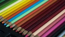 Free Pencil, Office Supplies, Close Up, Line Stock Images - 123314494