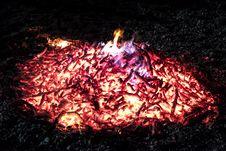 Free Campfire, Fire, Geological Phenomenon, Heat Royalty Free Stock Photos - 123399918