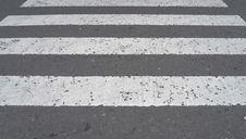 Free Asphalt, Infrastructure, Zebra Crossing, Black And White Stock Image - 123469781