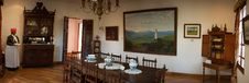 Free Room, Dining Room, Interior Design, Table Stock Photos - 123469843