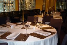 Free Restaurant, Function Hall, Table, Furniture Stock Photos - 123470173
