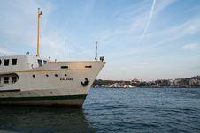 Free Water Transportation, Ship, Passenger Ship, Ferry Stock Photo - 123470420