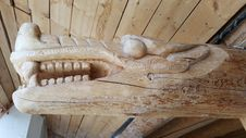 Free Stone Carving, Carving, Sculpture, Wood Stock Photo - 123470480