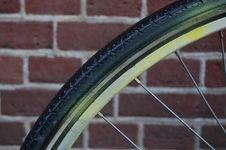 Free Bike Wheel Macro Stock Photo - 12371080