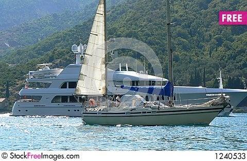 Free Boats Stock Photos - 1240533