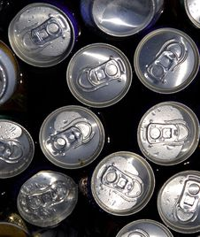 Free Tin Cans 2 Stock Images - 1242164
