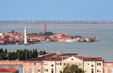 Free Aerial View Of Venice Stock Photos - 1242493