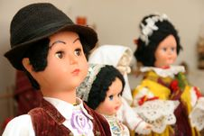 Free Dolls Stock Photos - 1243403