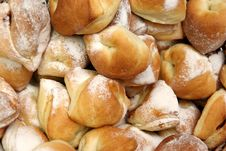 Free Croissants Royalty Free Stock Image - 1243796