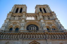 Free Notre Dame Royalty Free Stock Images - 1245499