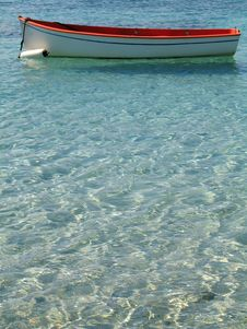Free Azure Boat Stock Photo - 1246850