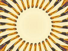 Free Pencil Swirl Royalty Free Stock Photos - 1248928