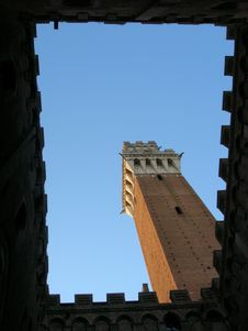 Siena Royalty Free Stock Images