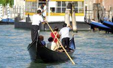 Free Venice - Gondola Series Royalty Free Stock Photos - 1249508