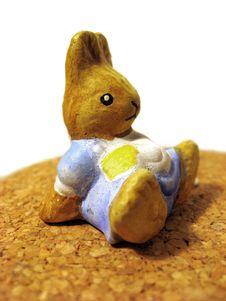 Free Bunnie Toy Stock Image - 1249561