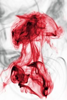 Free Abstract Smoke Royalty Free Stock Photos - 12412698