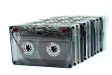 Cassettes Royalty Free Stock Images