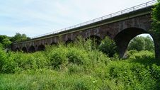 Free Bridge, Viaduct, Arch Bridge, Concrete Bridge Royalty Free Stock Photography - 124418727