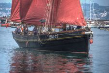 Free Water Transportation, Boat, Tall Ship, Schooner Stock Photo - 124418740
