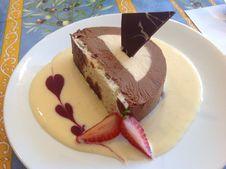 Free Dessert, Food, Frozen Dessert, Flourless Chocolate Cake Stock Photo - 124418870
