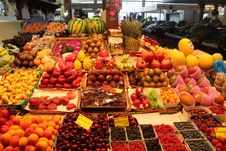 Free Natural Foods, Produce, Marketplace, Local Food Stock Images - 124418974