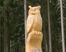 Free Sculpture, Carving, Chainsaw Carving, Tree Royalty Free Stock Photo - 124419125