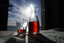 Free Bottle, Liqueur, Glass Bottle, Drink Stock Image - 124419171