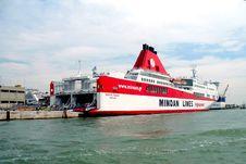 Free Passenger Ship, Water Transportation, Ferry, Ship Royalty Free Stock Photos - 124419198