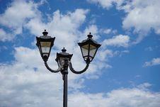 Free Sky, Cloud, Street Light, Light Fixture Stock Photos - 124419223