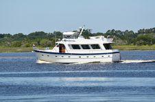 Free Waterway, Water Transportation, Boat, Motor Ship Stock Photography - 124419302