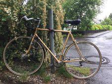 Free Bicycle, Road Bicycle, Bicycle Wheel, Bicycle Frame Stock Images - 124419524