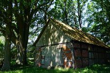 Free Shack, Hut, Shed, Tree Stock Photography - 124419572