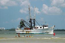 Free Ship, Boat, Waterway, Tall Ship Stock Image - 124419591