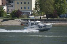 Free Waterway, Boat, Water Transportation, Motorboat Stock Photography - 124419592