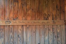 Free Wood, Wall, Wood Stain, Plank Stock Image - 124419701