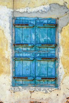 Free Blue, Wall, Window, Modern Art Stock Photography - 124419792