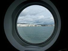 Free Sky, Porthole, Window, Photography Royalty Free Stock Image - 124419796