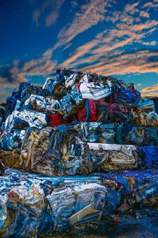 Free Waste, Scrap, Sky, Mountain Royalty Free Stock Photos - 124708278