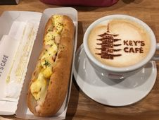 Free Cappuccino, Food, Breakfast, Coffee Royalty Free Stock Images - 124708489