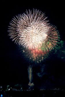 Free Fireworks, Event, Sky, Night Royalty Free Stock Photography - 124708507