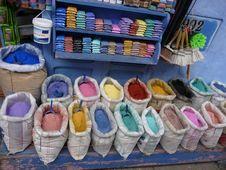 Free Market, Produce, Selling, Plastic Stock Photo - 124708590