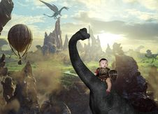 Free Sky, Extinction, Screenshot, Cg Artwork Royalty Free Stock Photography - 124708697