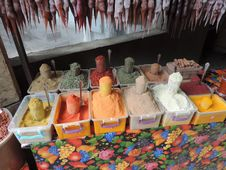 Free Marketplace, Food, Market, Produce Stock Photography - 124708942