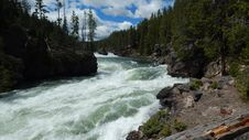 Free Rapid, Water, Nature, Body Of Water Stock Photos - 124708973