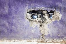 Free Blue, Painting, Wall, Watercolor Paint Royalty Free Stock Photos - 124709068